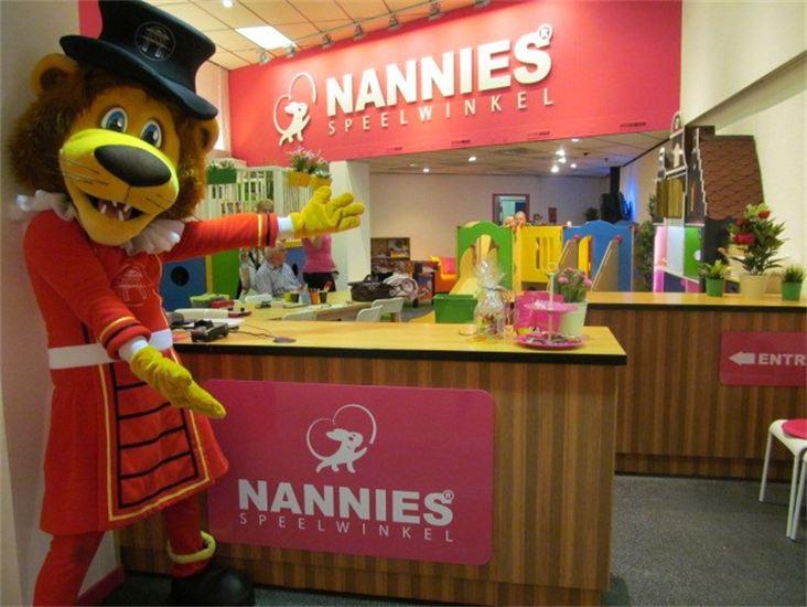 Nannies Speelwinkel Molenport Nijmegen