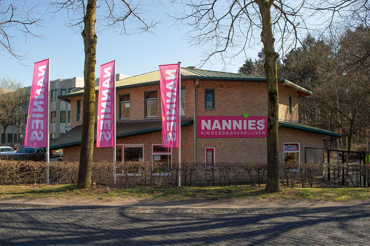 Kinderopvang in Nijmegen Jonkerbos - Nannies Kinderdagverblijven